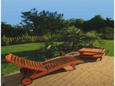 Cecil Professionnel présente des solutions pour entretenir sa terrasse en bois Batiweb