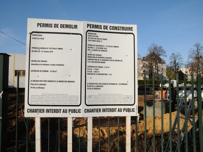 L'instruction des permis de construire reprendra bien le 24 mai Batiweb