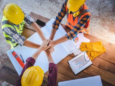 La FFB et CDC Habitat instaurent une charte pour la reprise des chantiers Batiweb