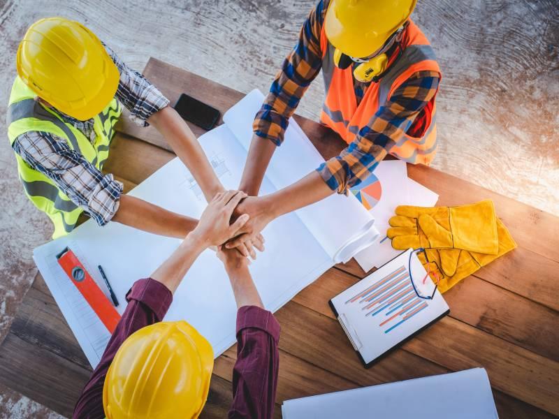 La FFB et CDC Habitat instaurent une charte pour la reprise des chantiers - Batiweb