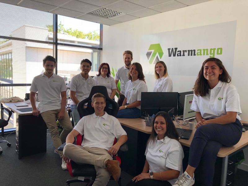 Warmango monte en puissance avec une nouvelle levée de fonds Batiweb