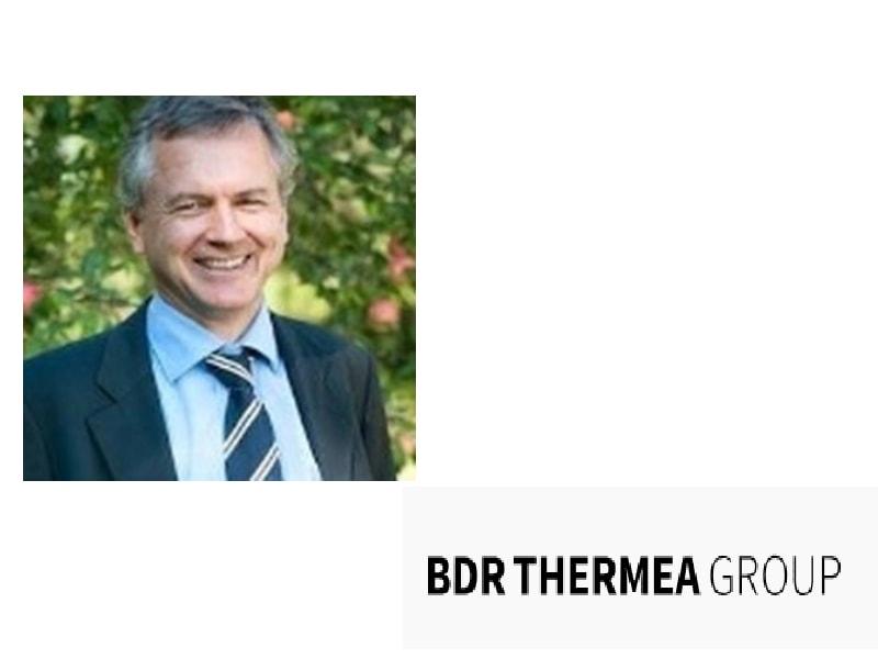 BDR Thermea France nomme son nouveau Président - Batiweb