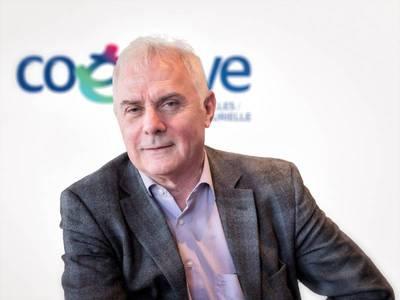 Bernard Aulagne réélu président de l'association Coénove Batiweb
