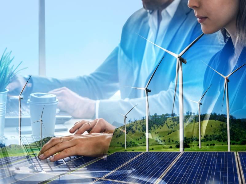 Les énergies renouvelables, indispensable levier de la reprise économique - Batiweb