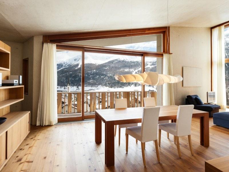 En Savoie, une résidence hôtelière construite en 100 % modulaire bois - Batiweb