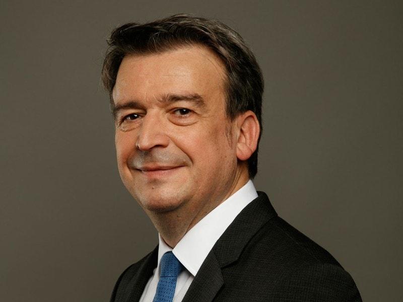 Olivier Salleron prend ses fonctions de nouveau président de la FFB - Batiweb