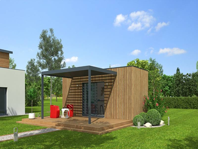 Tiny Houses : la maison s'affranchit des normes de la construction - Batiweb