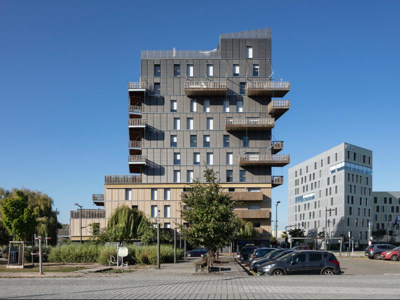 Prix Construction Bois: découvrez les 5 nominés internationaux - Batiweb