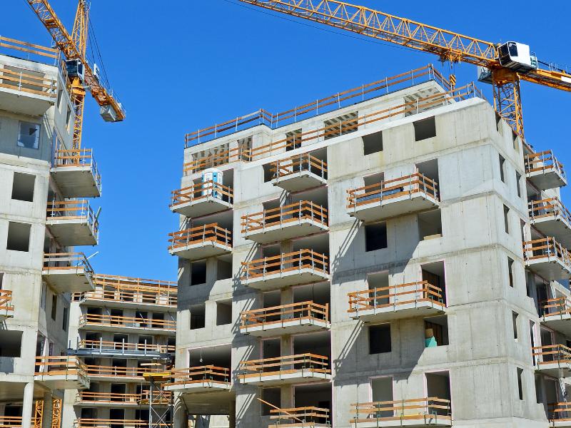 -46 % de logements autorisés et commencés entre mars et mai 2020 - Batiweb