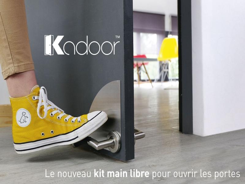 Kadoor, la nouvelle solution pour lever le pied contre le Covid-19 - Batiweb
