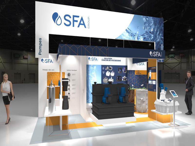 Le groupe SFA acquiert l'italien Format - Batiweb