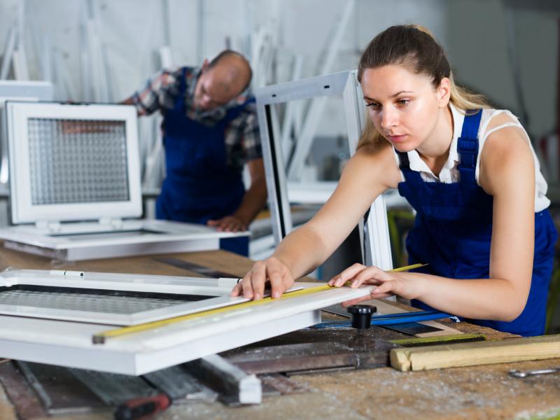L'UFME participe à la révision du CAP « Menuisier Fabricant » - Batiweb