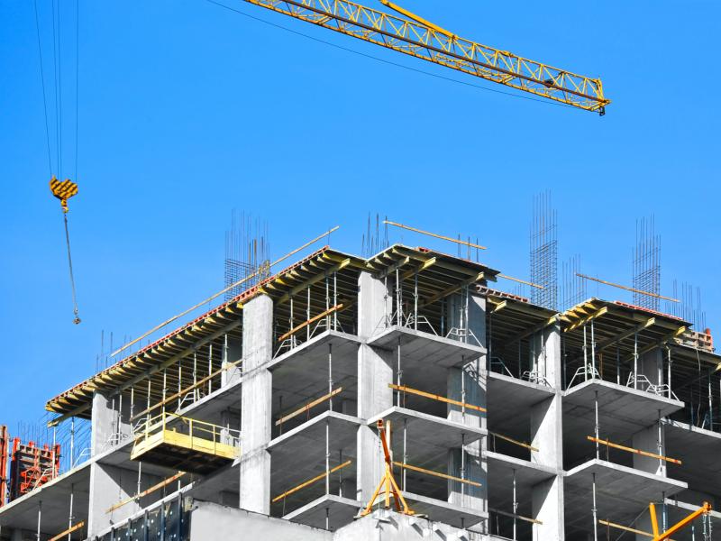 Les mises en chantier ont repris plus vite que les permis de construire - Batiweb