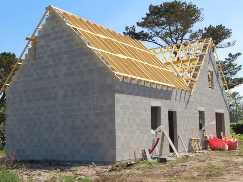 Construction de maison : un budget moyen en baisse de - 1,8% - Batiweb