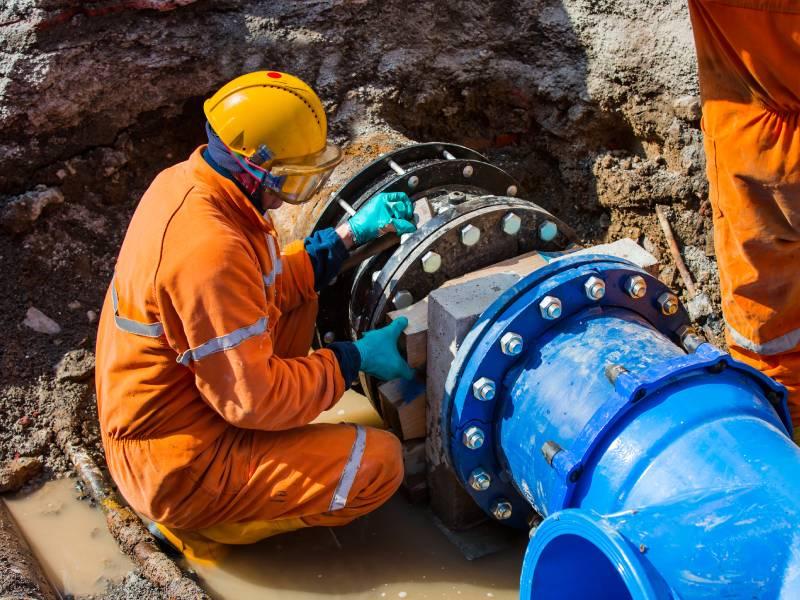 Des réseaux renouvelés pour ne plus gaspiller d'eau - Batiweb