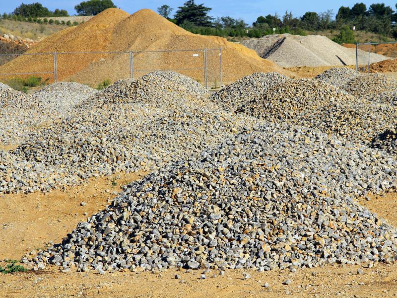 Matériaux de construction: l'été a globalement sauvé la mise - Batiweb