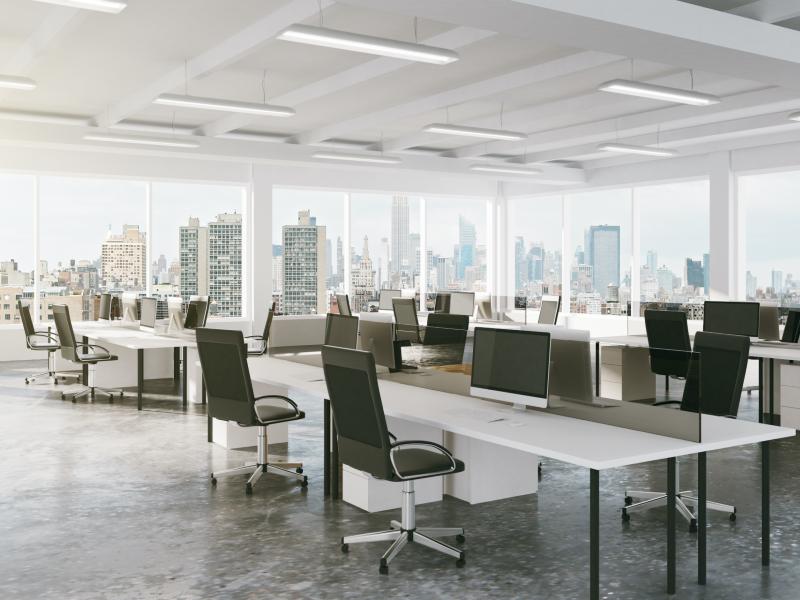 Le marché des bureaux toujours à la peine - Batiweb