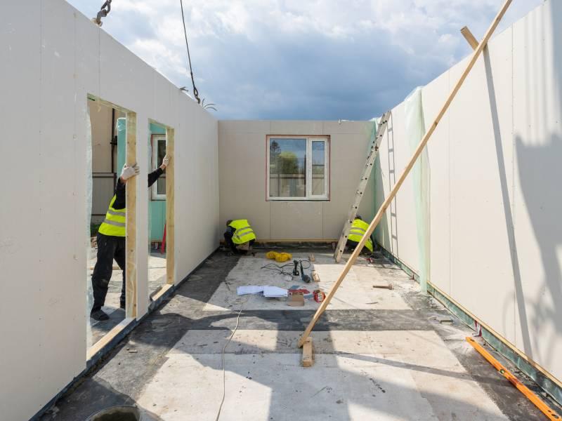 La construction modulaire hors site pour gagner en productivité - Batiweb