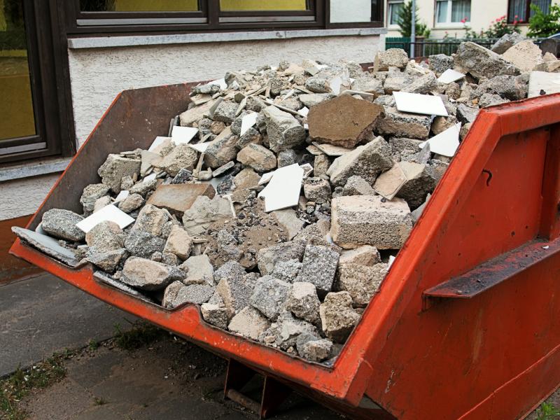 Recyclage des déchets: +3 % pour le BTP en 2019 - Batiweb