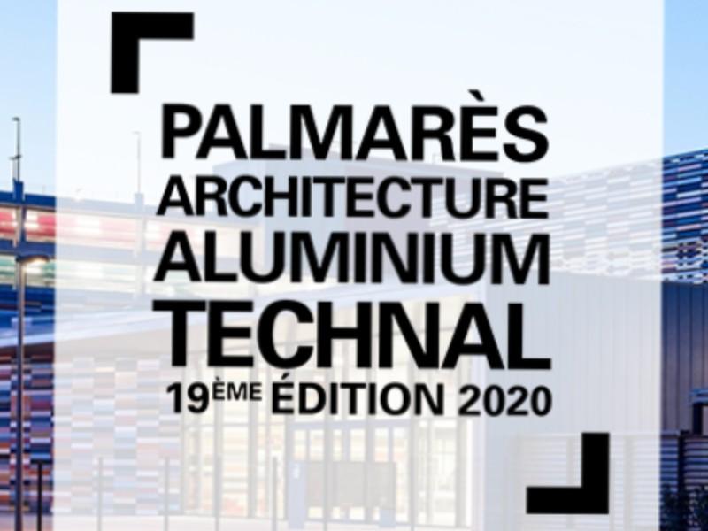 """Lancement du concours """"Palmarès Architecture Aluminium Technal"""" - Batiweb"""