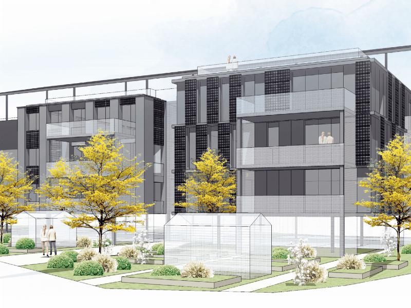 Plurial Novilia lance un projet de logements autonomes en énergie solaire - Batiweb