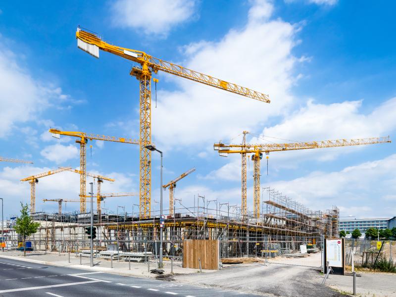 Crise: les majors du BTP français plus impactés que leurs voisins européens - Batiweb