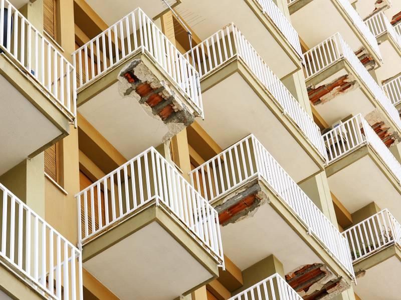 Sinistralité des balcons : des mesures qui se font attendre - Batiweb