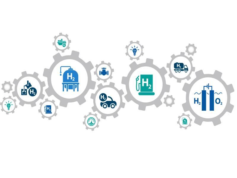 Hydrogène : Catalyse et GRTGaz développent un revêtement pour protéger les réseaux - Batiweb