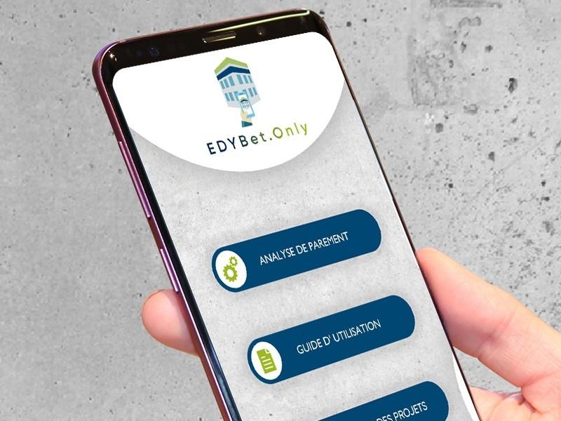 Edycem lance l'application « EDYBet.Only » - Batiweb