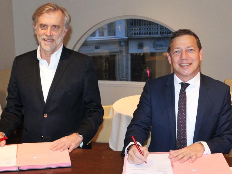 Transition énergétique : la Capeb et Atlantic renouvellent leur partenariat - Batiweb