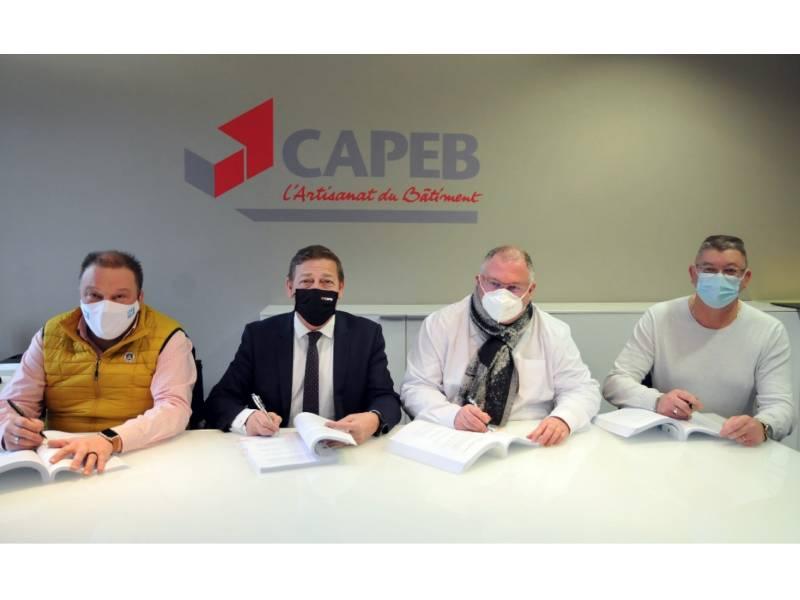 La Capeb élabore deux nouvelles conventions collectives, la FFB réagit ! - Batiweb