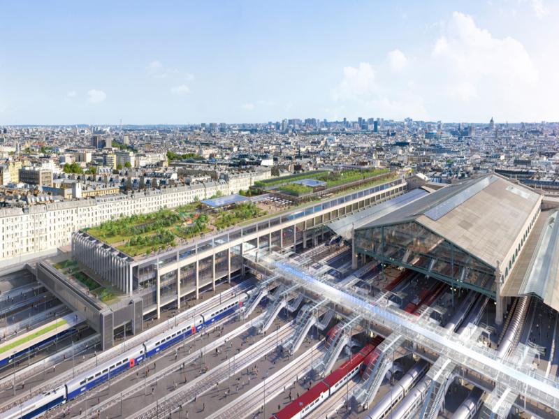 Bouygues Bâtiment Île-de-France retenu pour la rénovation de la Gare du Nord - Batiweb
