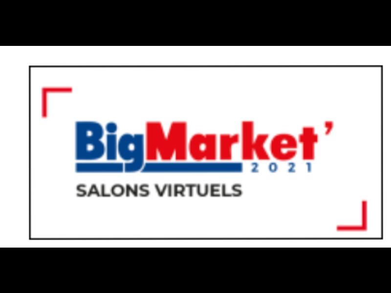 Un format digitalisé pour les salons d'achats BigMarket' édition 2021 - Batiweb