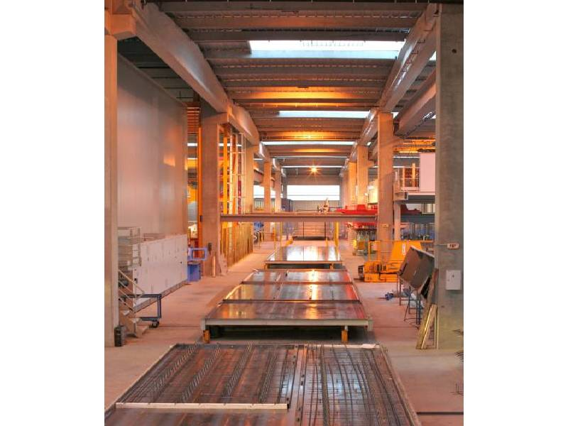 Des Prémurs béton bas carbone réalisés en local pour Rector - Batiweb