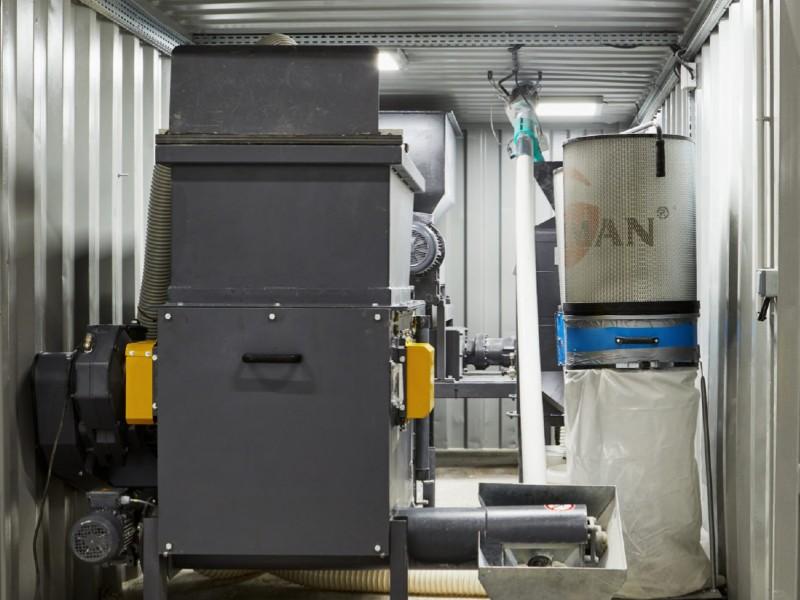Néolithe propose de fossiliser des déchets pour en faire des granulats dédiés au BTP - Batiweb