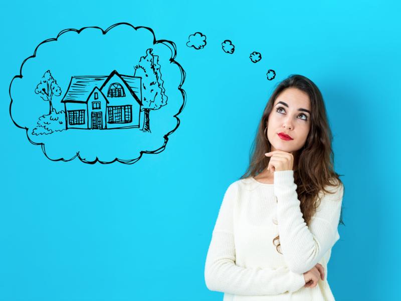 Immobilier: de plus en plus de femmes achètent seules - Batiweb