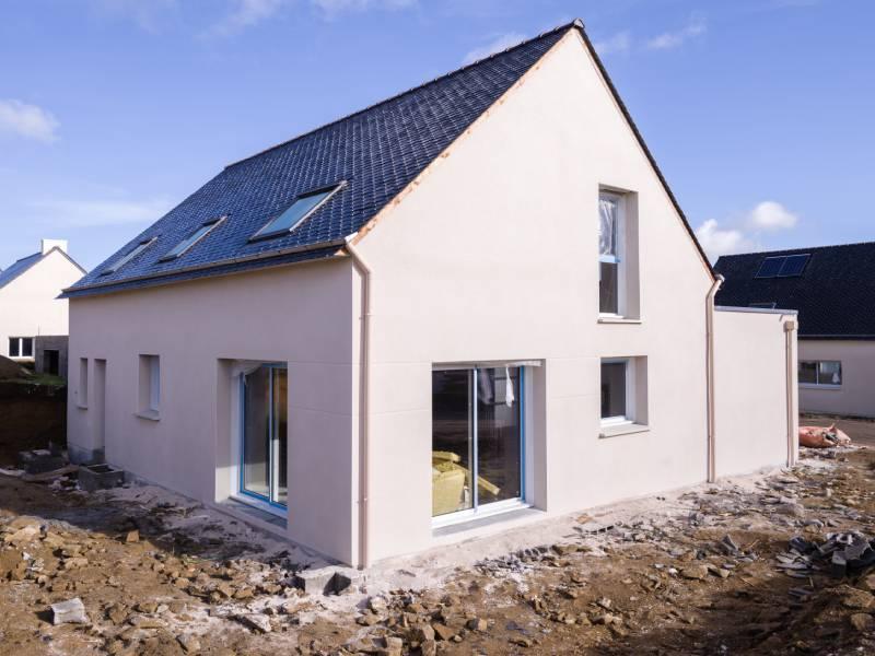 Construction de maisons : des terrains plus petits et plus chers en Ile-de-France - Batiweb