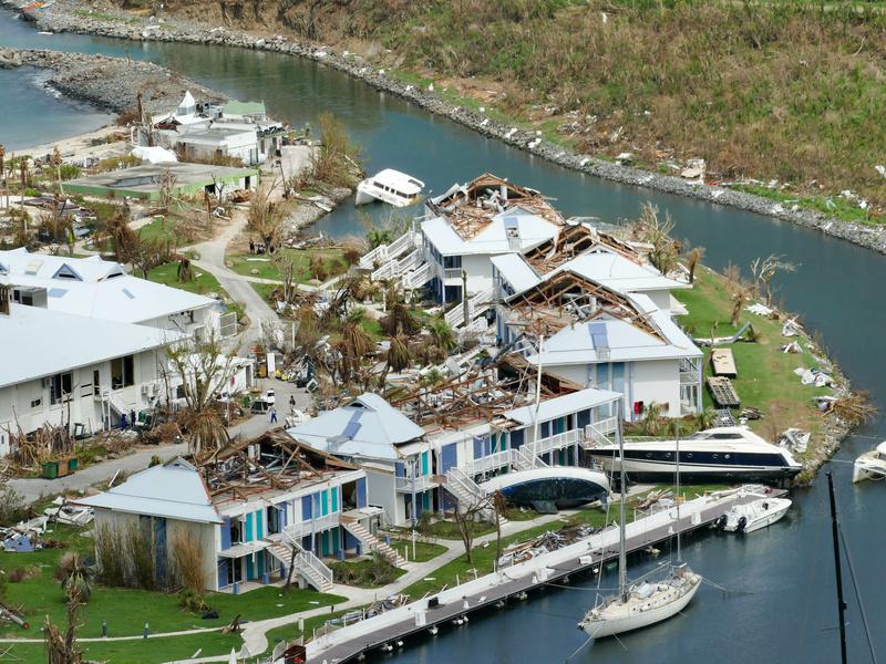 Cyclones: vers une nouvelle réglementation pour la construction en Outre-Mer? - Batiweb