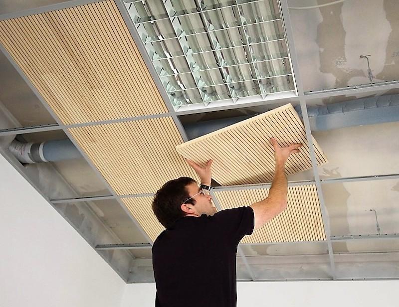 Plafonds modulaires: les dernières évolutions design et techniques - Batiweb