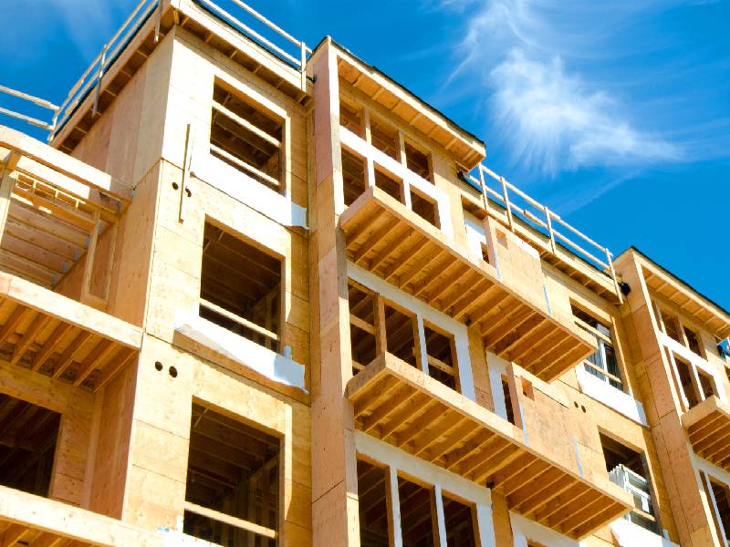 Construction : 40 millions d'euros pour soutenir la filière bois - Batiweb