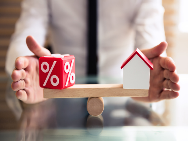 Immobilier: des taux d'emprunt divisés par 7 en 20 ans - Batiweb