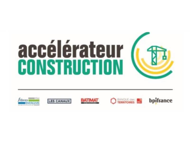 « L'Accélérateur Construction » accueille 31 PME - Batiweb