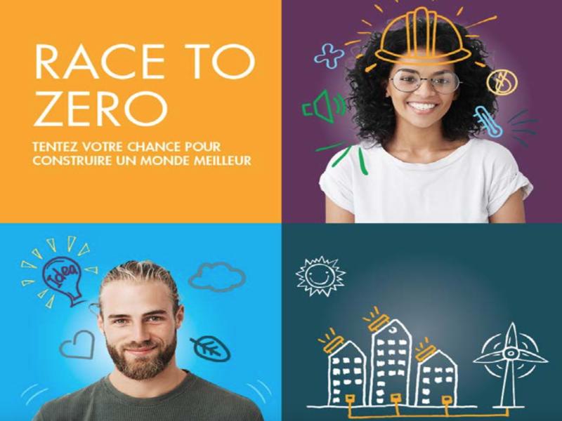 Knauf Insulation lance «Race to Zero», un concours à destination des étudiants - Batiweb