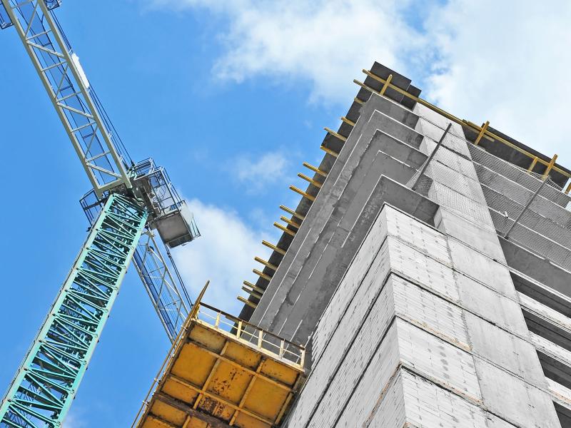 Le marché de la construction de logements peine à rebondir - Batiweb