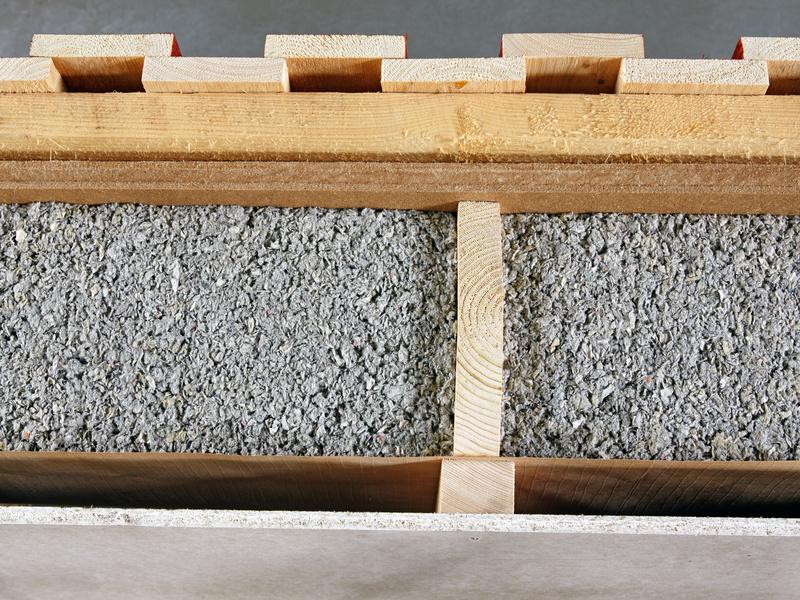 L'Ecima publie un livre blanc sur les avantages de l'isolation en ouate de cellulose - Batiweb