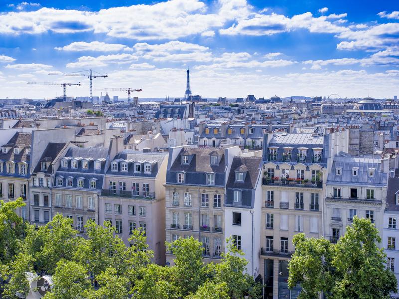 La ville de Paris va proposer des logements à 5 000 euros du m2 - Batiweb