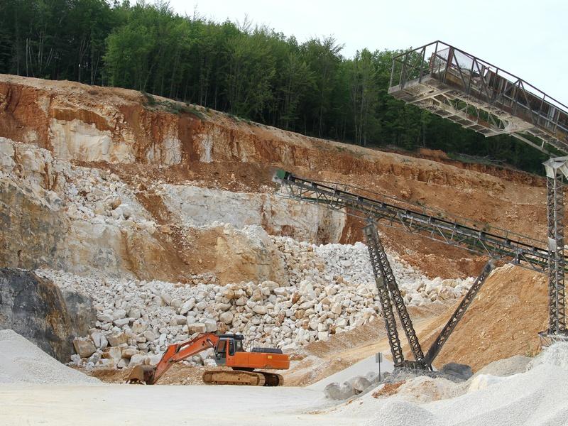 Matériaux de construction: légère baisse de l'activité en février - Batiweb