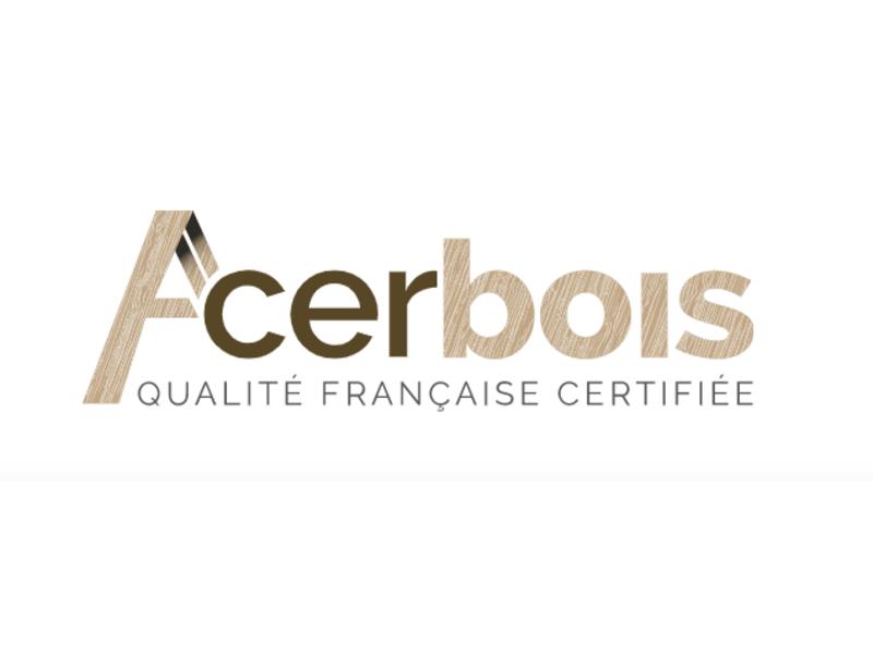 La certification Acerbois modernise son identité visuelle - Batiweb
