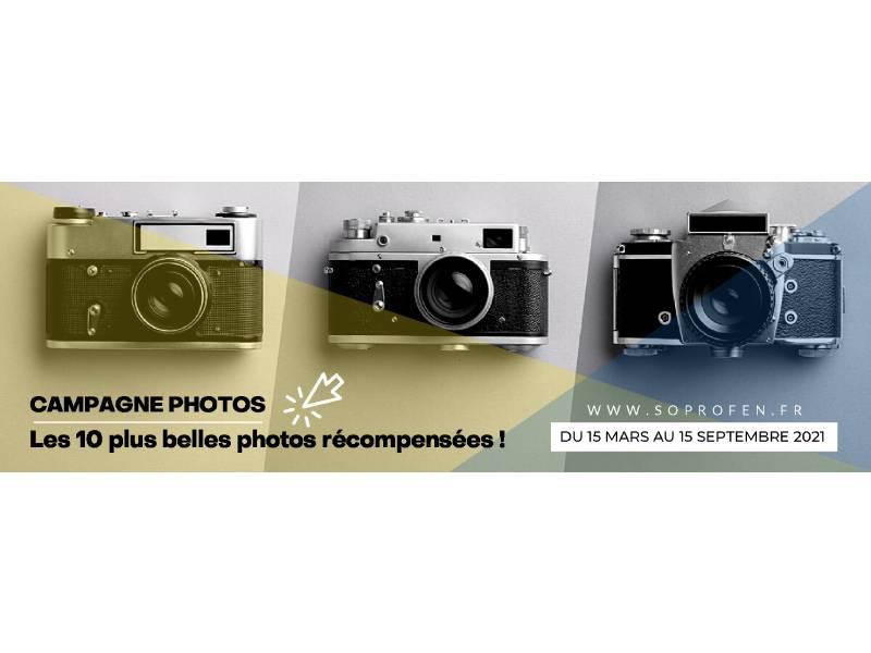 Soprofen lance une campagne photo à destination de ses clients - Batiweb