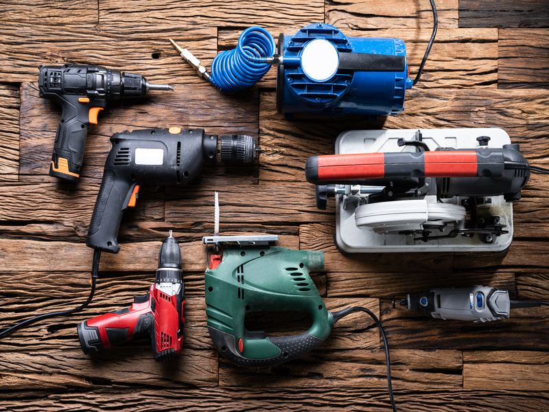 Marché des outils de bricolage: un chiffre d'affaires en hausse de 11 % en 2020 - Batiweb